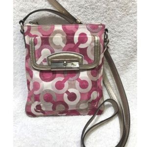 Coach Bags - COACH Madison Crossbody Bag w/ few sequin